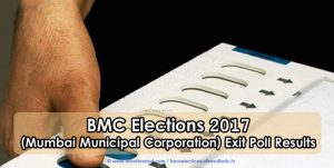BMC Elections 2017 Exit Polls Results – SS, BJP, MNS, Congress & Others