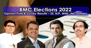 BMC Elections 2022 Opinion Polls | Survey Results – SS, BJP, MNS & Congress